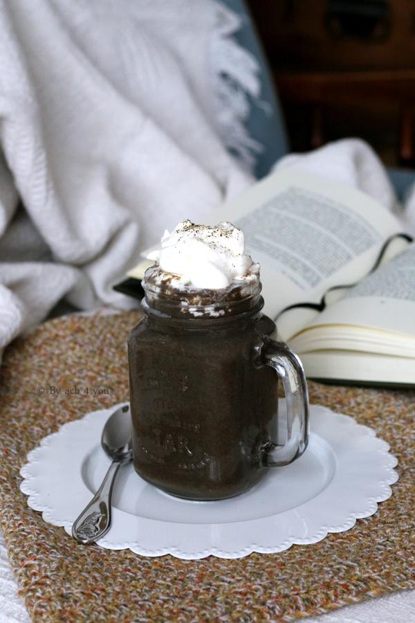 Cappuccino de champignon
