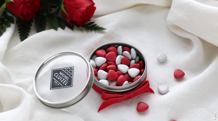 Duo d'amour chocolaté pour la Saint-Valentin