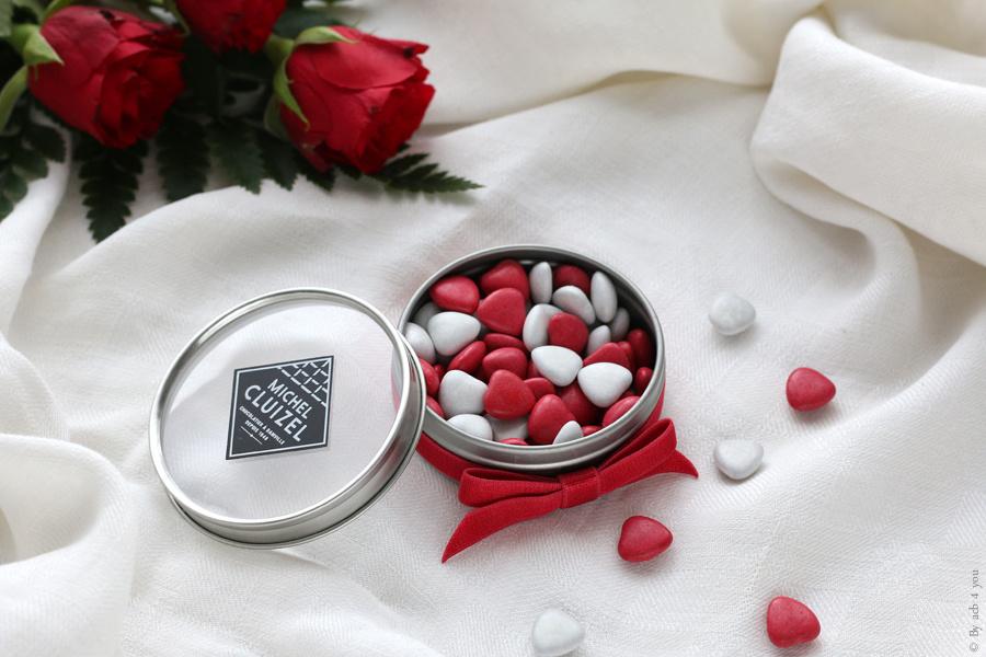 Duo d'amour chocolaté pour la Saint-Valentin {Concours}