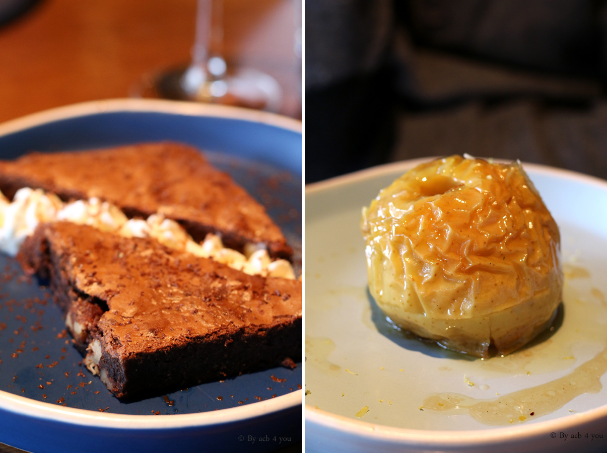 Petit poké 12,50 €  dessert 8 €