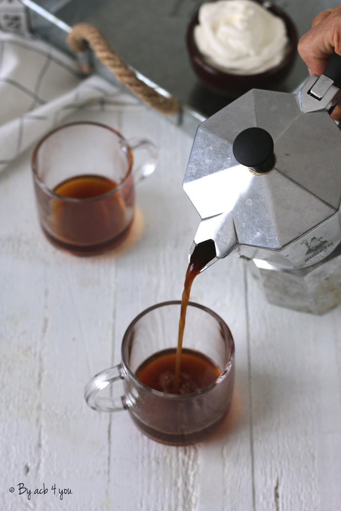 Irish coffee {concours}