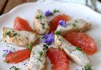 Filet de dinde, pamplemouse, thym citron et poivre Timut