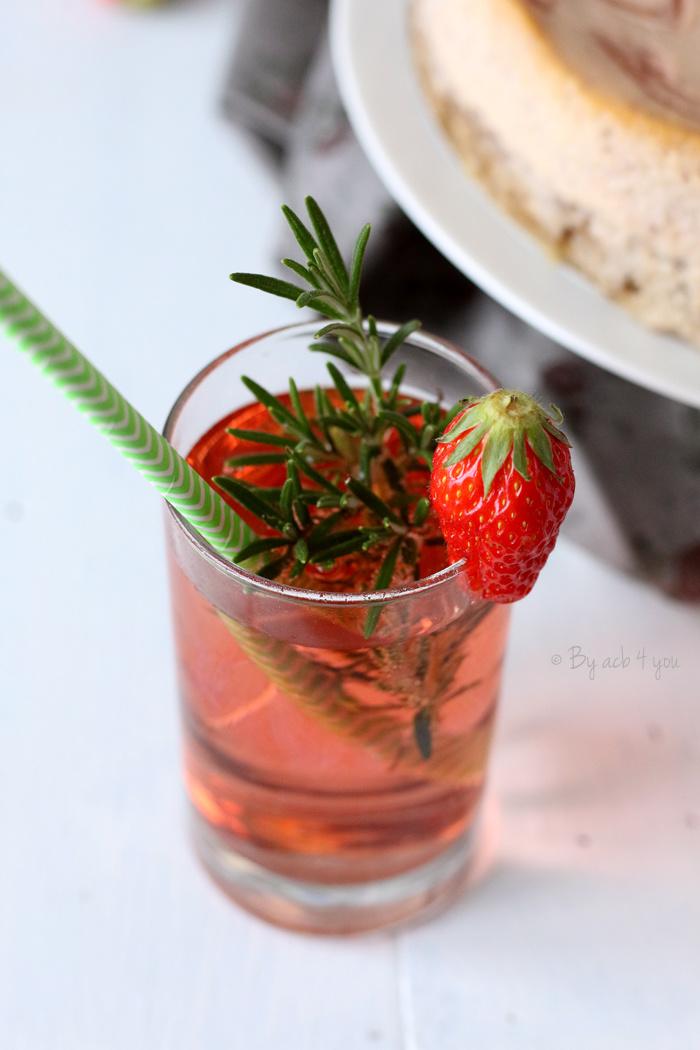 Cheesecake aux fraises {Concours Festillant inside}
