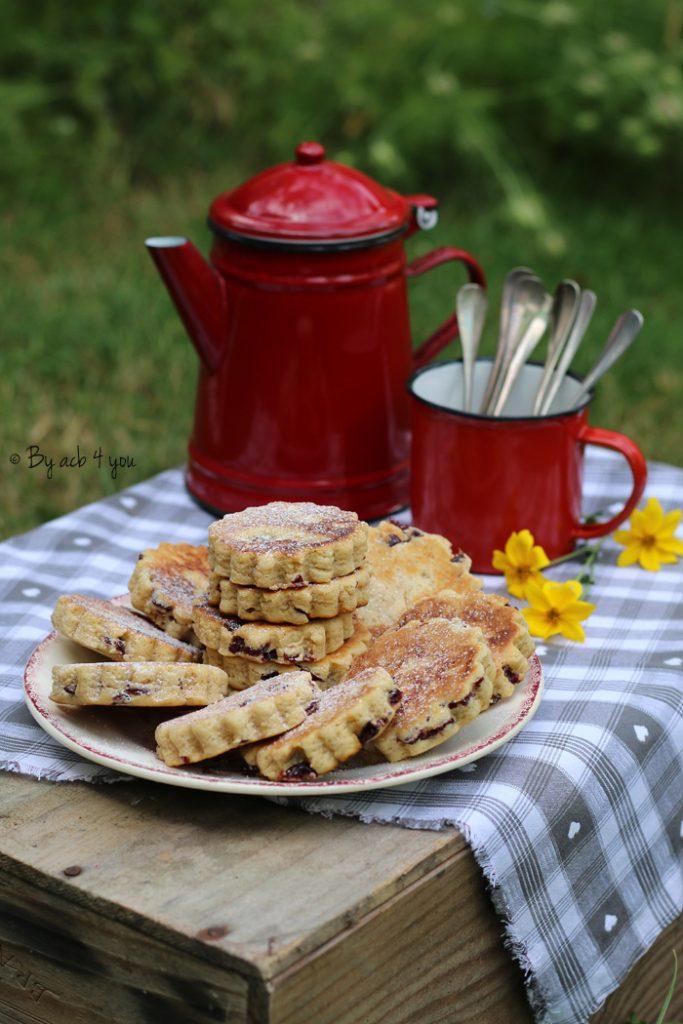 Welsh cakes, gâteaux cuits à la poêle