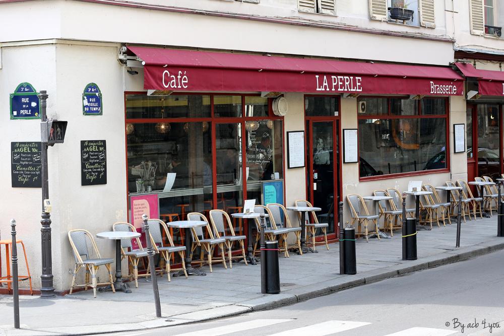Au coeur du Marais, un brunch au café La Perle