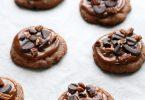 Cookies au Dulce de Leche, noix de pécan et chocolat