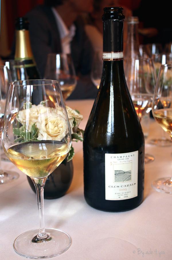 Champagne Cazals Le Clos 2005 extra brut grand cru