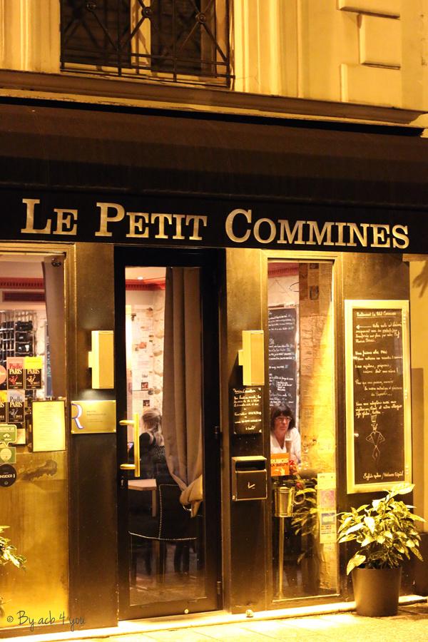Le petit Commines, la cuisine bistronomique des Papounets