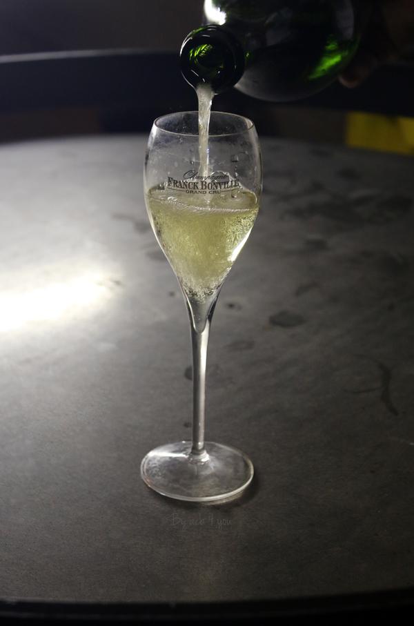 A la découverte du Champagne Terroir Franck Bonville