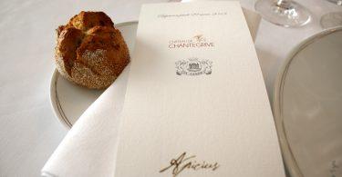 Déjeuner au restaurant Apicius