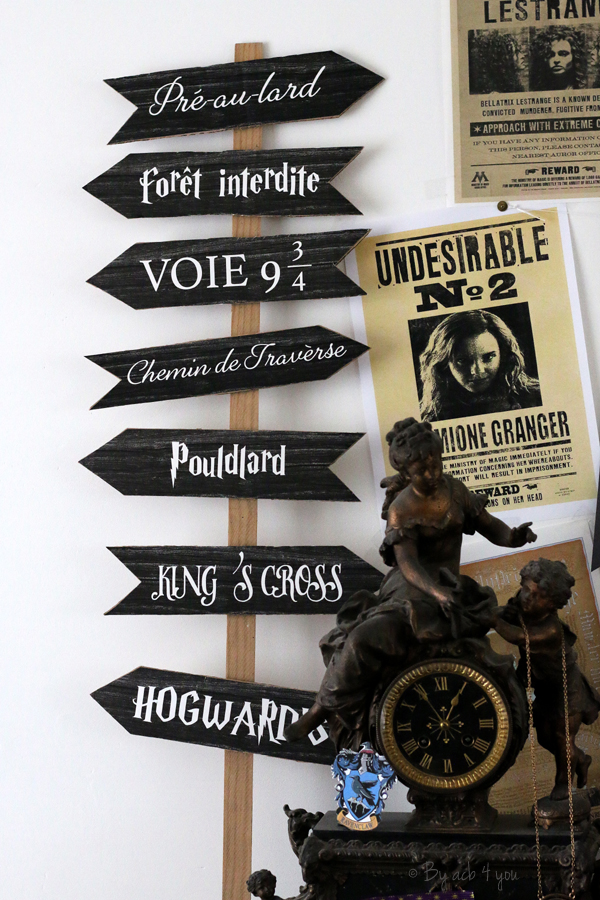 L'anniversaire Harry Potter