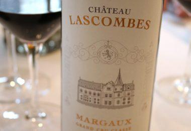 Margaux château Lascombes 2009