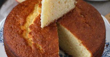 Gâteau moelleux au yaourt