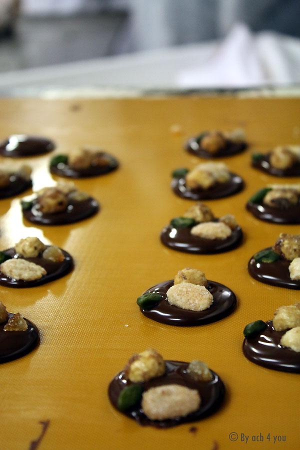 Visite de la chocolaterie Michel Cluizel, la manufacture du goût