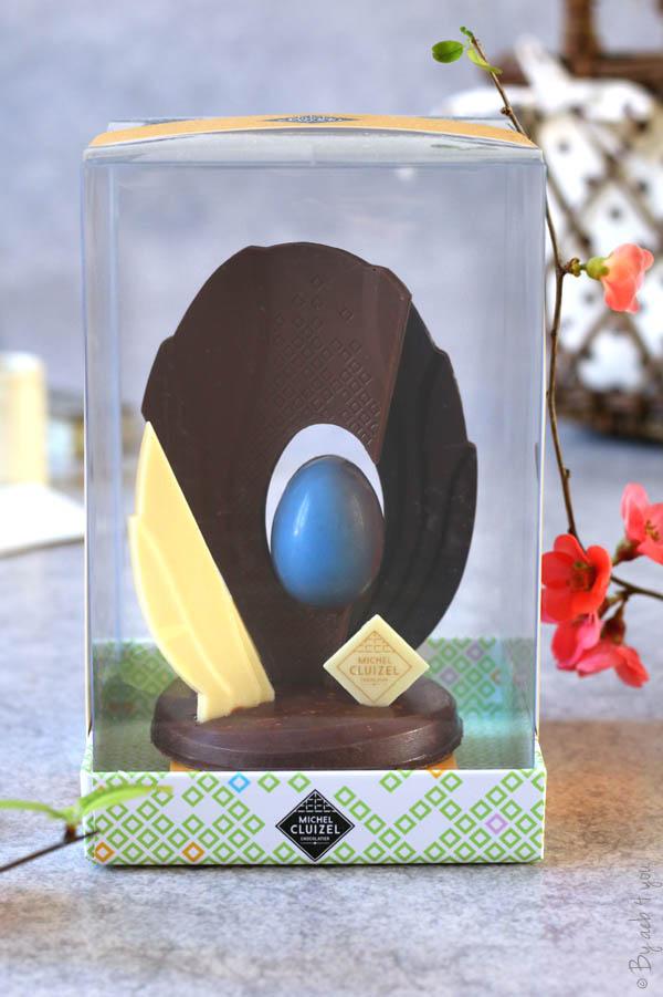Le mystérieux œuf de Pâques de la manufacture Cluizel à gagner