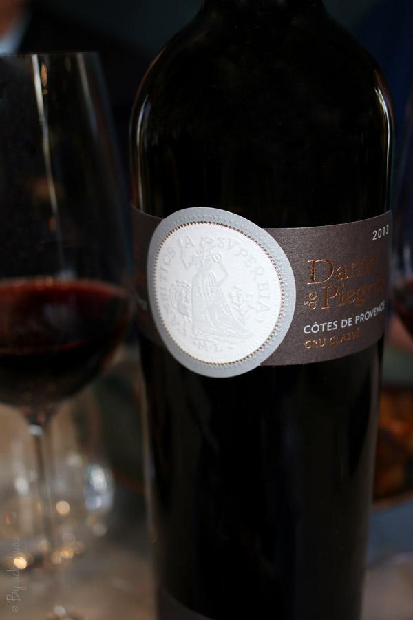 Cru classé de Côtes de Provence rouge