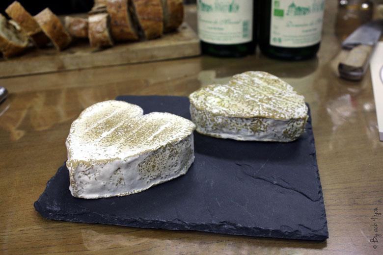 Sur la route du Neufchâtel, fromage AOP de Normandie
