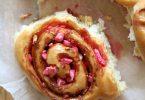 Rolls aux pralines roses