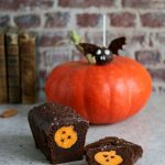 Cake surprise d'Halloween au chocolat