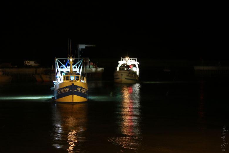 La Grande débarque de la coquille Saint-Jacques de Normandie