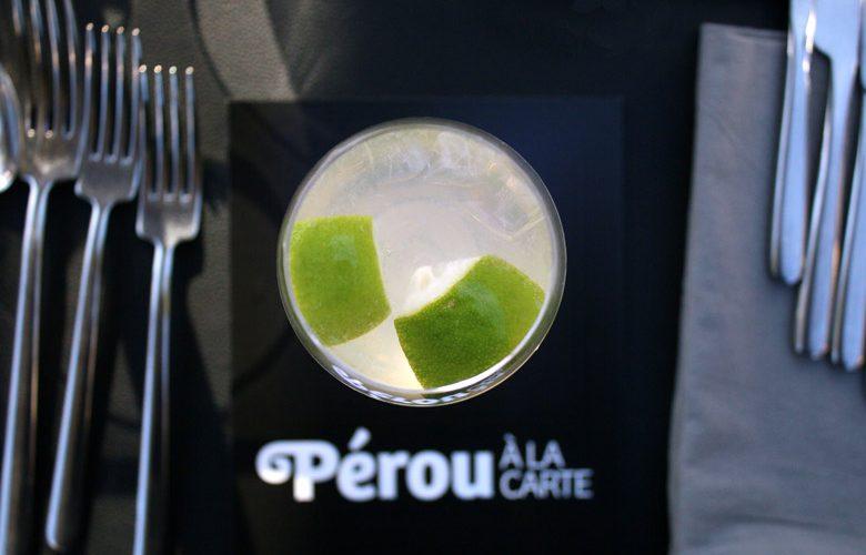 Cocktail au Pisco