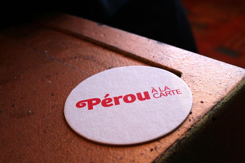 Voyage gourmand avec Pérou à la carte