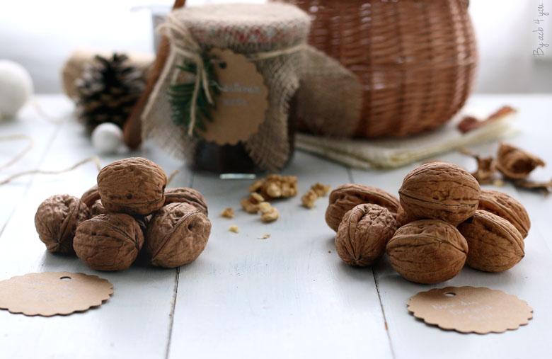 Pâte à tartiner maison choco noix