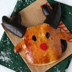 Brioche Rudolph le petit renne au nez rouge