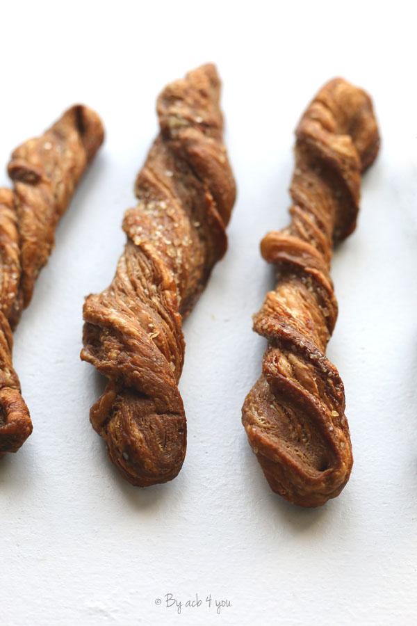 Allumettes au Beaufort ou comment recycler facilement un reste de pâte feuilletée