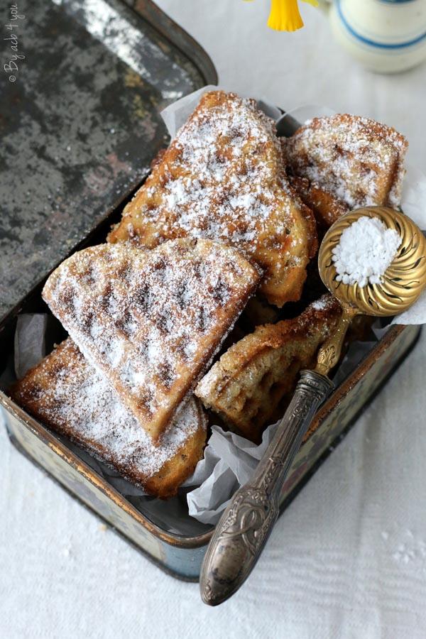 Recettes de gaufres et beignets pour Mardi gras