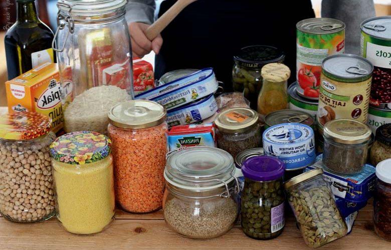 Recettes faciles avec des légumes secs