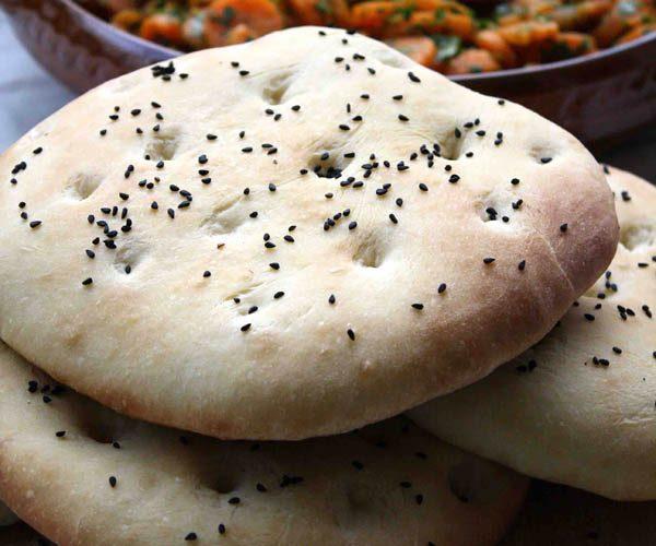 Kiymali pide, pain turc