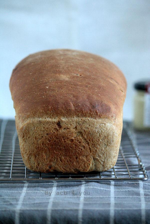 pain à l'origan et aux tomates séchées