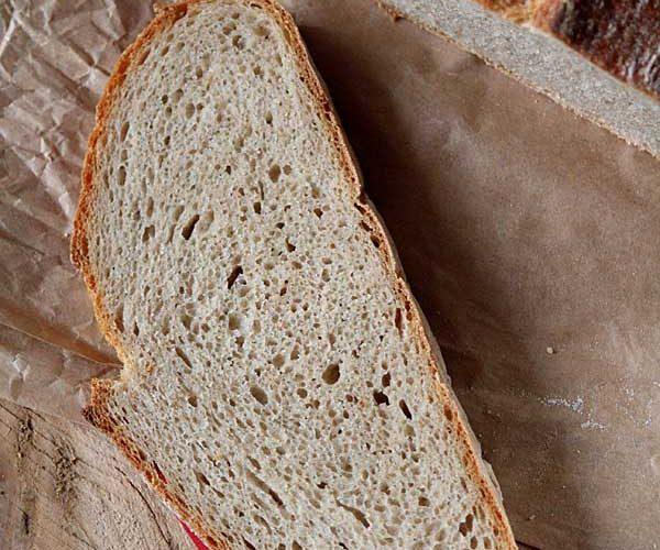 pain maison semi complet au seigle