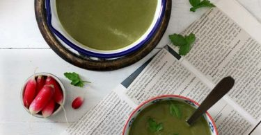 Green soupe anti gaspi
