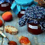 Confiture abricots et thym