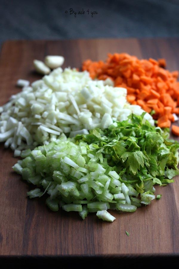 Chakchouka au fenouil et carotte