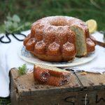 Gâteau au yaourt au citron et au pavot