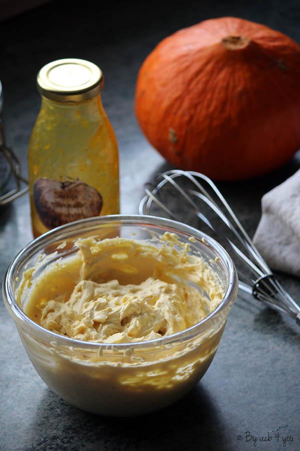 Recettes avec des courges, crème au potimarron