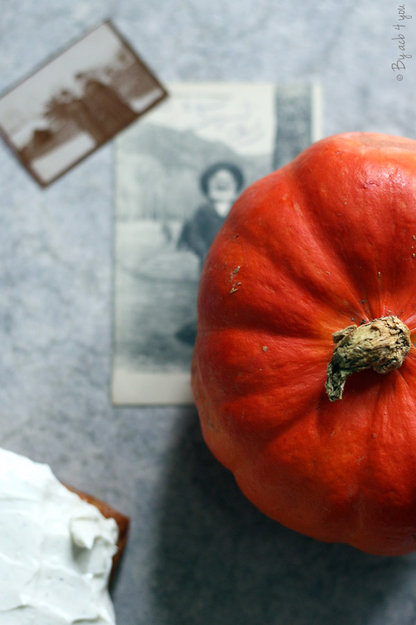 Pumpkin cake d'Halloween