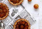 Tartelettes aux mirabelles et cannelle