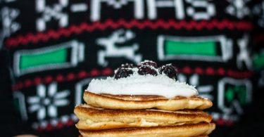 Pancakes faciles au yaourt