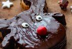 Gâteau Rudolph, pécan et caramel