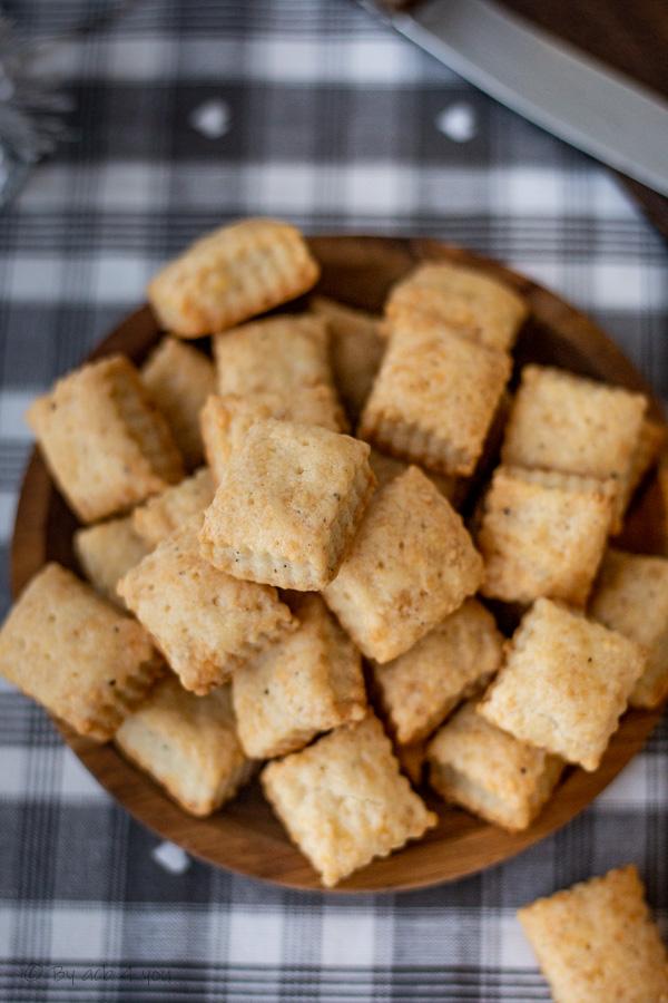 Biscuits apéritif à l'Ossau Iraty AOP