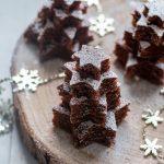 Gâteau de Noël moelleux choco noix