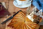 Galette des rois au peanut butter