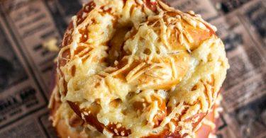 bretzels au fromage alsaciens