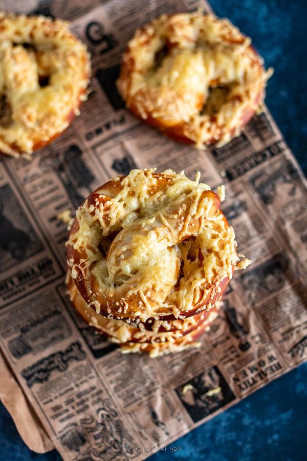 Bretzels au fromage