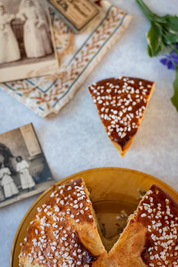 La Mouna, traditionnelle brioche de Pâques oranaise