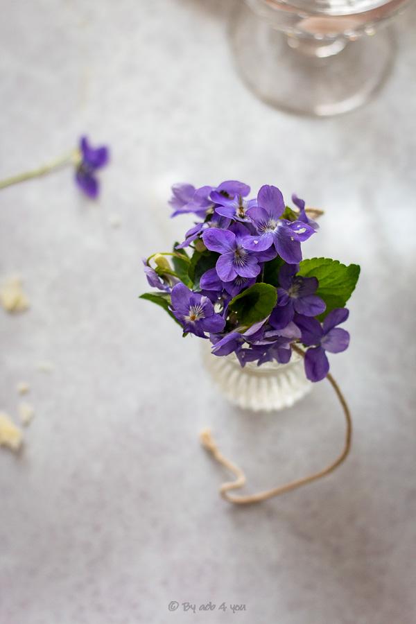 Penne aux asperges violettes et pecorino